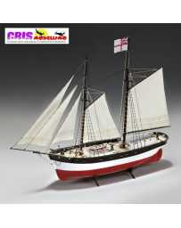 Maqueta Q-Ship (Pirate Ship) Amati