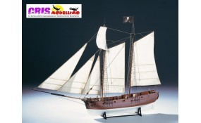 Maqueta Adventure Nave Pirata Amati