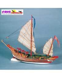Maqueta Sampang 1561 Amati