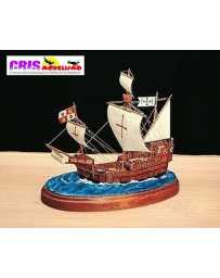Maqueta Santa Maria - Mini kit Waterline Amati