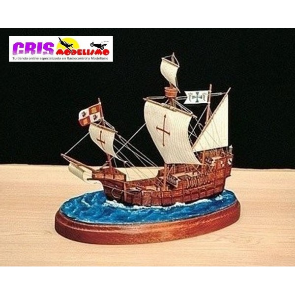 Maqueta Santa Maria - Mini kit Waterline