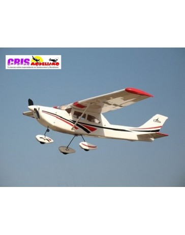 Avión Cessna 182-15 Eléctrico