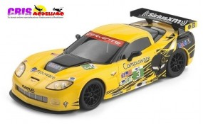 Coche Chevrolet Corvette GT3