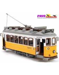 Maqueta Tranvía Lisboa