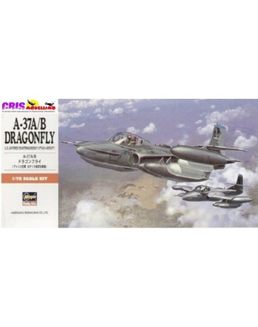 Maqueta A-37AB Dragonfly