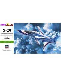 Maqueta X-29