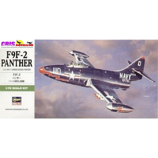 Maqueta F9F-2 Panther