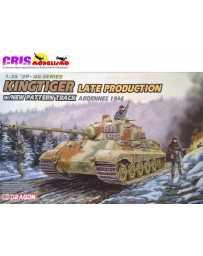 Maqueta de plastico Kingtiger Late Production