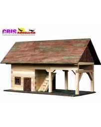 Construccion en madera Granero 2