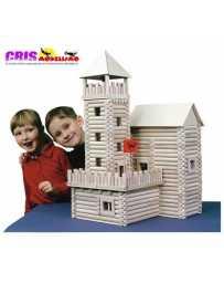 Construccion en madera Vario Box 450 piezas