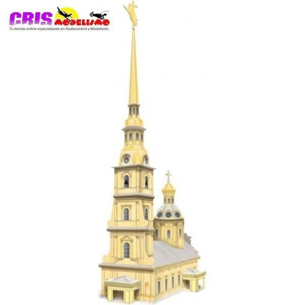 Puzzle 3D Catedral San Pedro