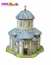 Puzzle 3D Iglesia de Kvetera