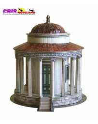 Puzzle 3D Templo de Vesta