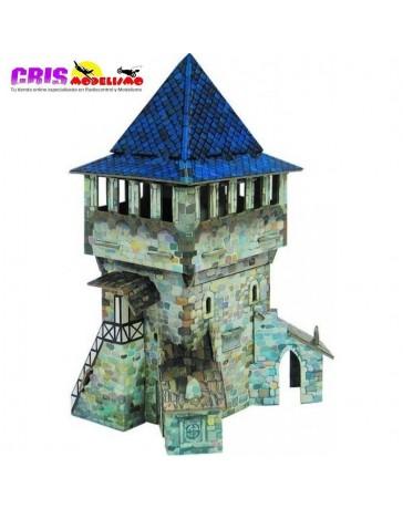 Puzzle 3D Torre Alta