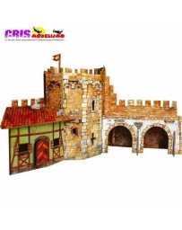 Puzzle 3D Torre Esquinada