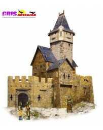 Puzzle 3D Pabellon de Caza