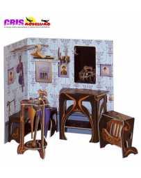 Puzzle 3D Vestibulo