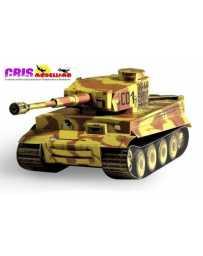Puzzle 3D Tanque Tiger Alemania