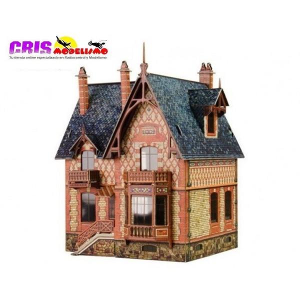 Puzzle 3D Villa Chateau