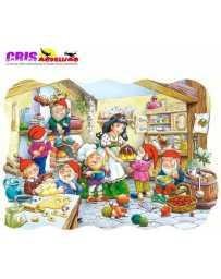 Puzzle Blanca Nieves Maxi 20 piezas