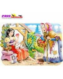 Puzzle Blanca Nieves 30 piezas